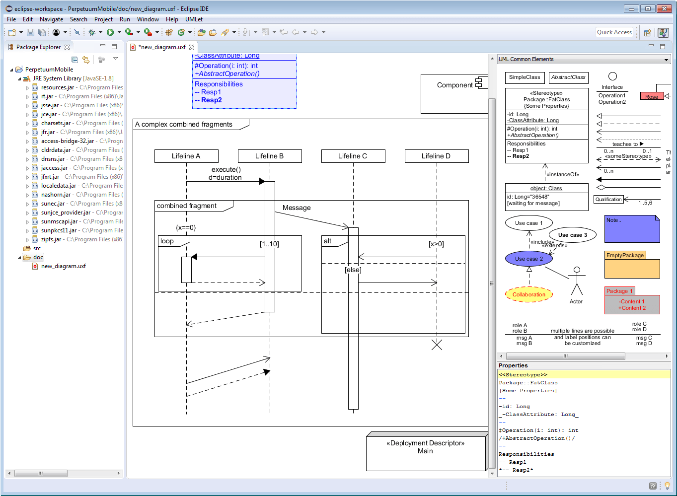hight resolution of add actor sequence diagram staruml