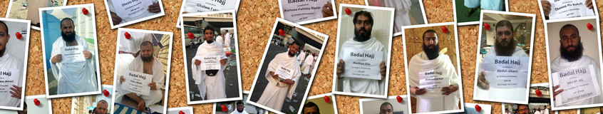 Hajj Badal only £699 including sacrifice - Book Now!