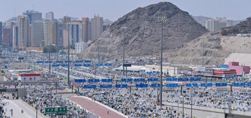 'Haj rituals proceeding according to plans'