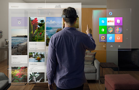 Windows Holographic.