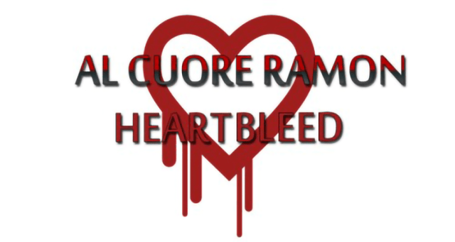 Al cuore Ramon heartbleed