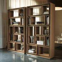 Porada First | Bookcase | Wooden | Living Room Furniture ...