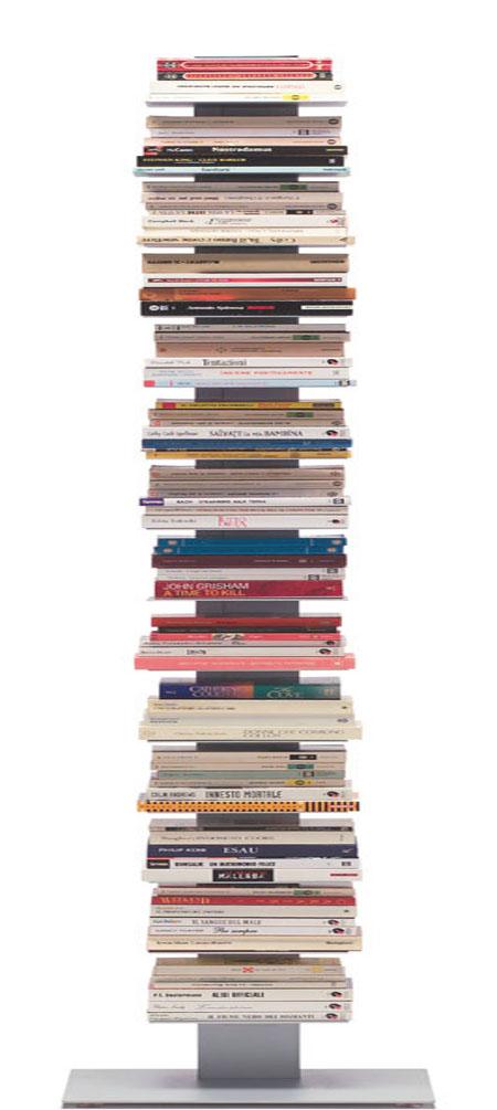 Decosee Metal Bookcase