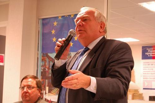 Joseph Daul débat sur l'Europe
