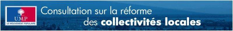 Consultation Reforme Collectivites