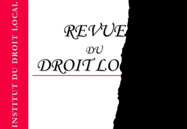 Droit Local