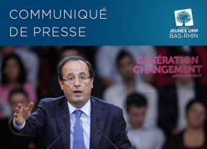 Hollande Strasbourg janvier 2014