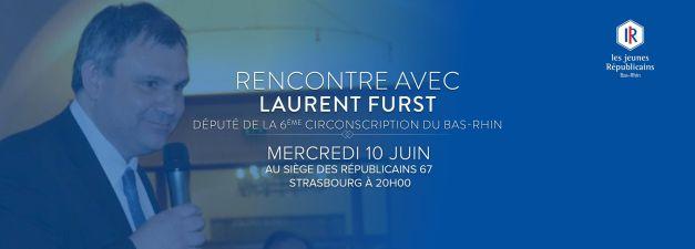 Rencontre avec Laurent FURST 10-06-15