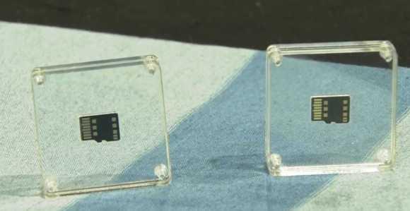Google Vault MicroSD Hardware