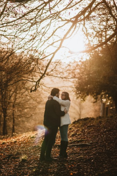 miserden engagement shoot