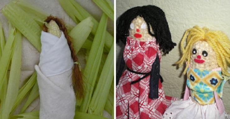 Boneca de milho verde: memórias de uma infância feliz
