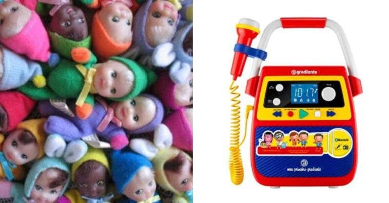 36 Brinquedos dos anos 80 e 90 que toda criança queria ter
