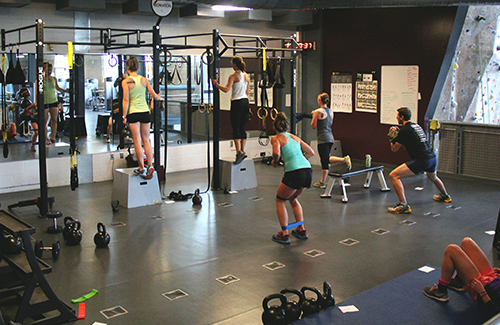 Fitness Classes  Campus Recreation Fitness Programs