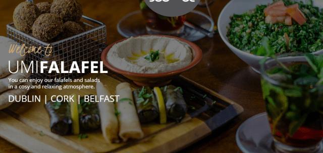 Umi Falafel - Restaurantes vegetarianos em Dublin