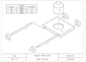 Polakoff (Tech Ed) / Technical Drawing