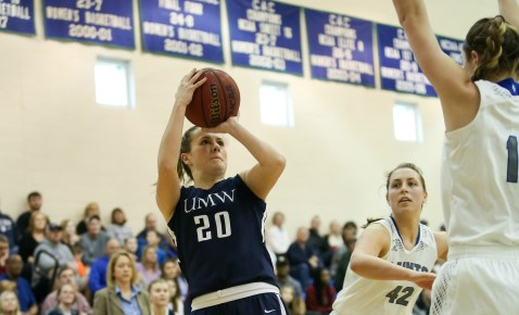 UMW senior Kendall Parker claimed a national award for her political science paper and broke school records as a member of the UMW Women's Basketball team. #UMWMade