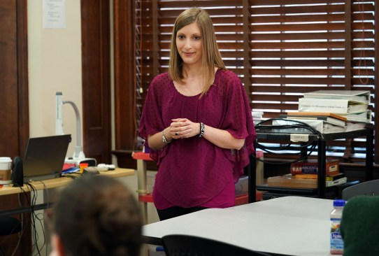 Assistant Professor of Education Melissa Wells taught in an art integrations school for six years before arriving at UMW. Students consistently outperformed their counterparts.