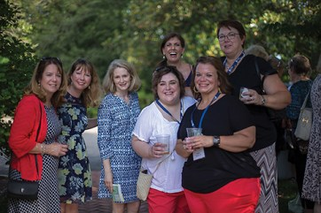 Reunion Weekend 2019 welcomes alumni and their families and friends back to UMW for learning opportunities, art exhibits, children's activities, food, fun and the chance to reconnect with old friends.
