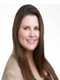 Julianne Sweat Thompson '14, Sales Development Manager, Outreach