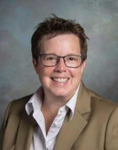 College of Business Assistant Professor Kim Gower