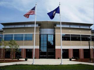 UMW Stafford South Twin Flags