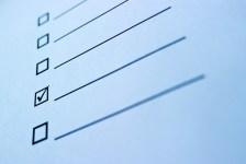 checklist vertrek uit Spanje