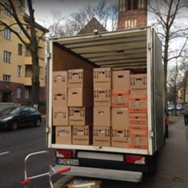 Umzug Berlin Frankfurt am Main