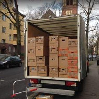 umzug berlin frankfurt am main - Preise