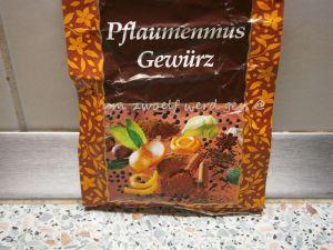 Latwerch - Pflaumenmus