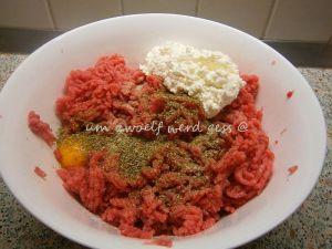 Fleischbällchen in Tomatensoße