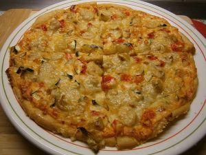 Vegi - Pizza Diavolo
