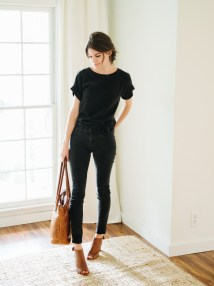 Minimalist Casual Outfit