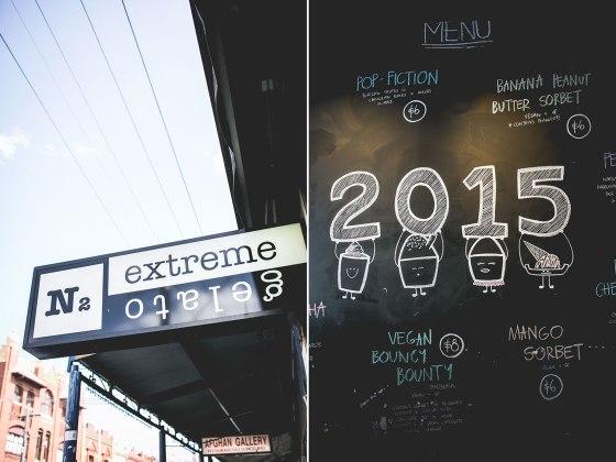 Extreme Gelato, Melbourne | un-fold-ed.com