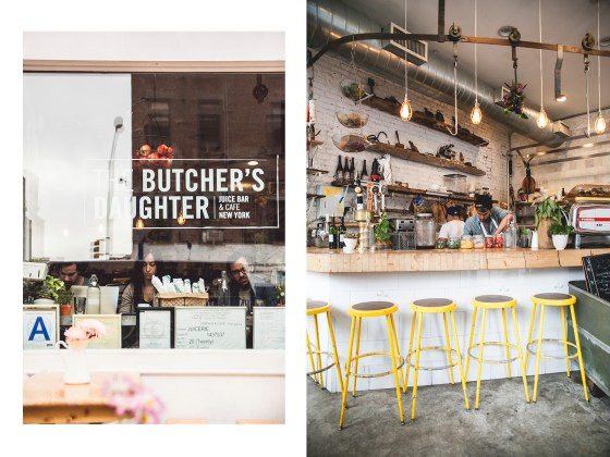 The Butcher's Daughter, New York | un-fold-ed.com