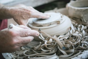 Ridgeline Pottery, Tasmania, Australia   un-fold-ed.com