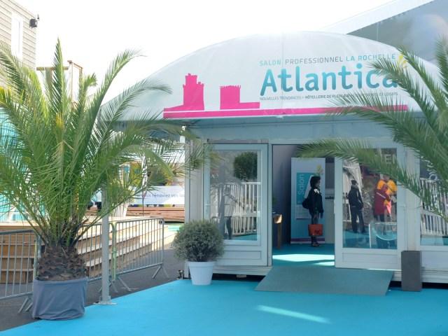 Un Hôtel sur le Port - Salon Atlantica La Rochelle