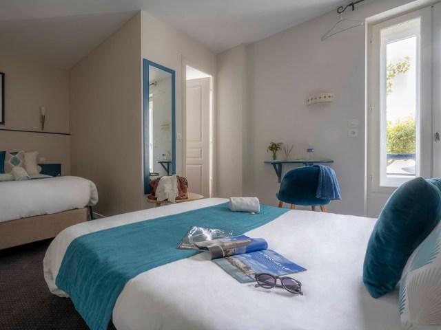 chambre supérieure - Vieux Port - La Rochelle