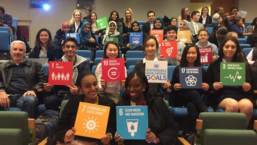 Opportunities within the UN