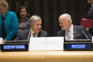 SDG Action Event: Sustainable Peace for all