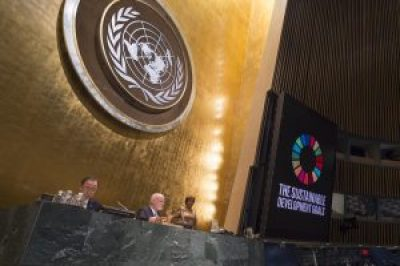 SDGs Year 1: Event to mark the Anniversary of the Adoption of the 2030 Agenda and the Sustainable Development Goals.