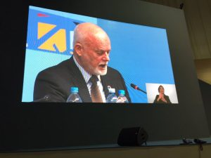 Remarks at opening plenary