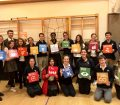 Dessima Williams teaching SDGs