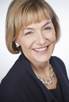 Portrait of the candidate of the Republic of Croatia Prof. Dr. sc. Vesna Pusić