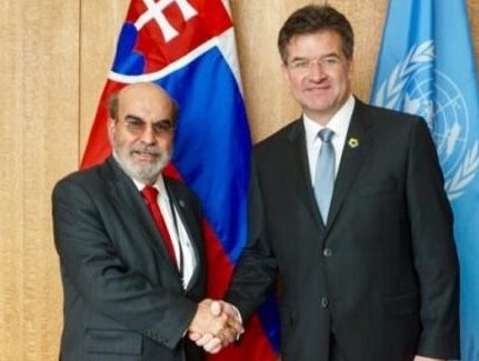 Meeting with Director-General of the Food and Agriculture Organization of the United Nations (FAO)