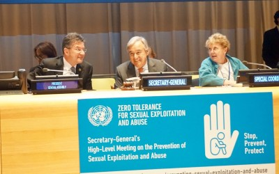 High-Level Event on Combatting Sexual Exploitation and Abuse
