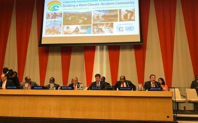 UN-CARICOM High-Level Pledging Conference