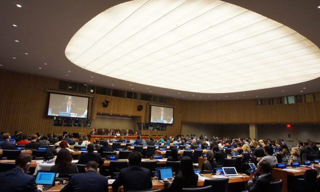 Towards a Global Pact for the Environment