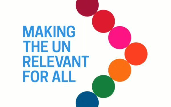 Op-Ed: Making the United Nations Relevant to All