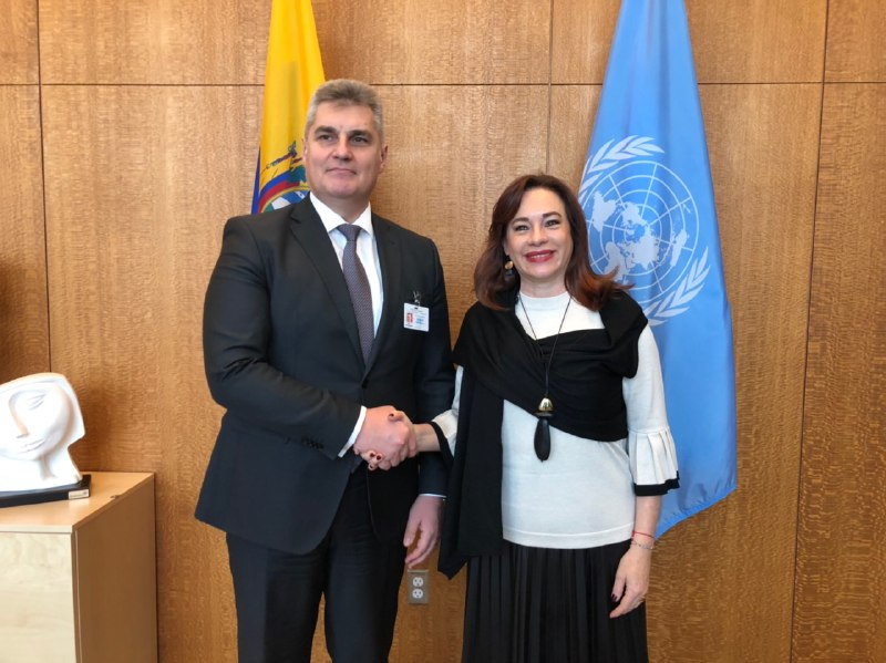 READOUT: meeting with the President of the Parliament of Montenegro