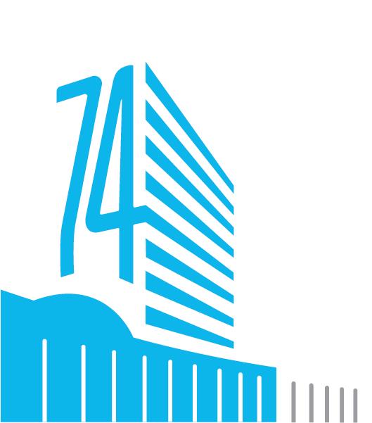 联合国大会第74届会议徽章